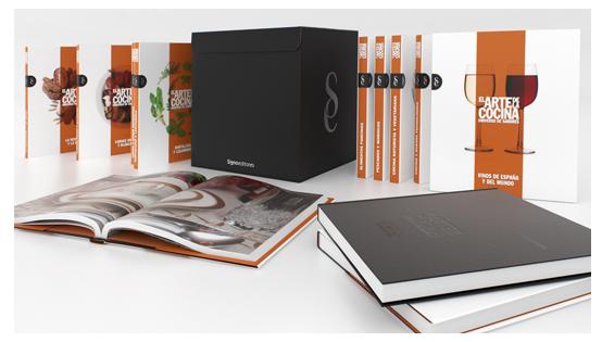 colección El Arte de la Cocina Signo editores