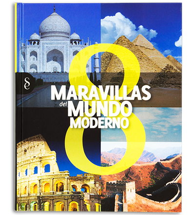 8 Maravillas del Mundo moderno portada