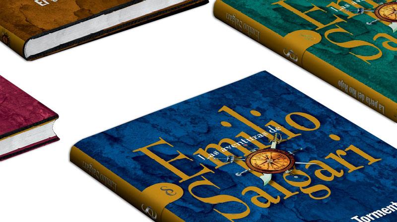 Colección Emilio Salgari