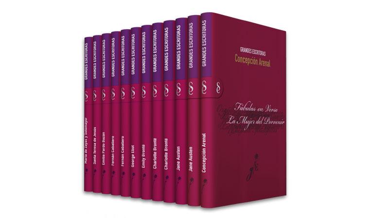 Colección Grandes Escritoras