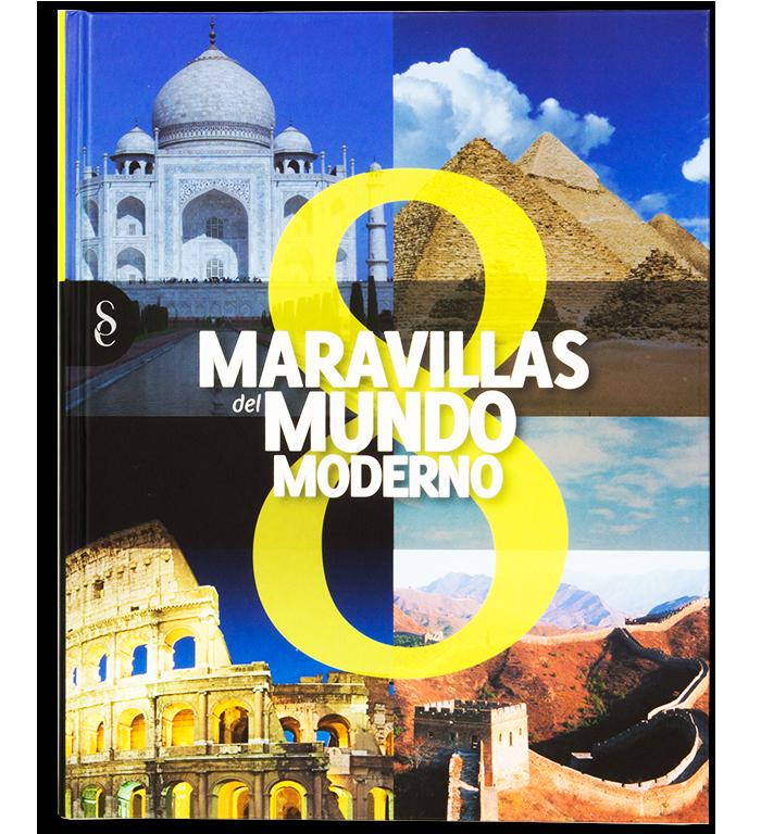 8 Maravillas del Mundo Moderno
