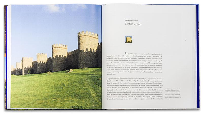 Tesoros de Europa. Castilla y León