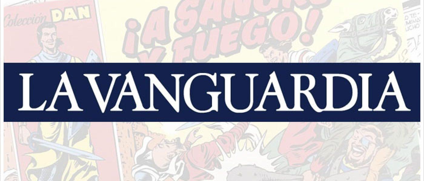El Capitán Trueno, lectura recomendada en La Vanguardia