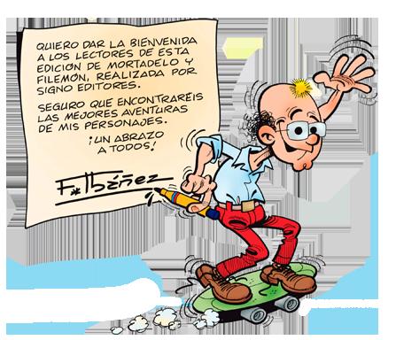 Ibáñez bienvenida