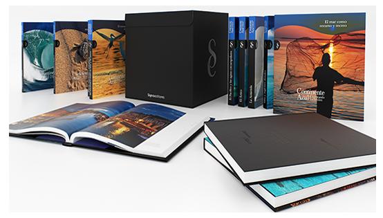 colección Continente Azul Signo editores