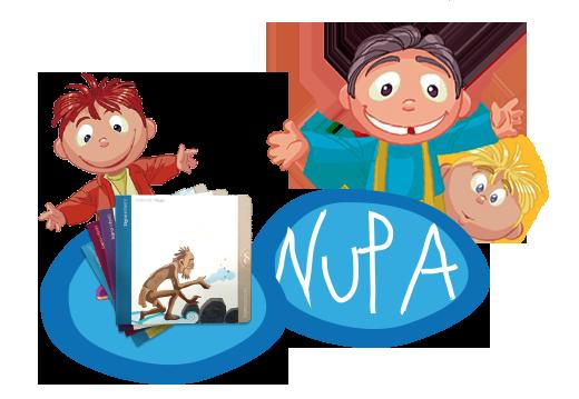 NUPA y Signo editores
