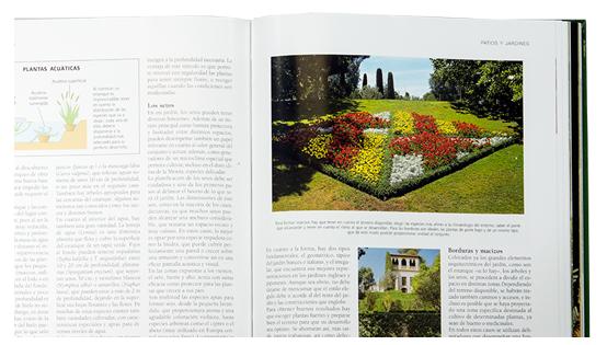El Gran Libro de la Jardinería. Detalle