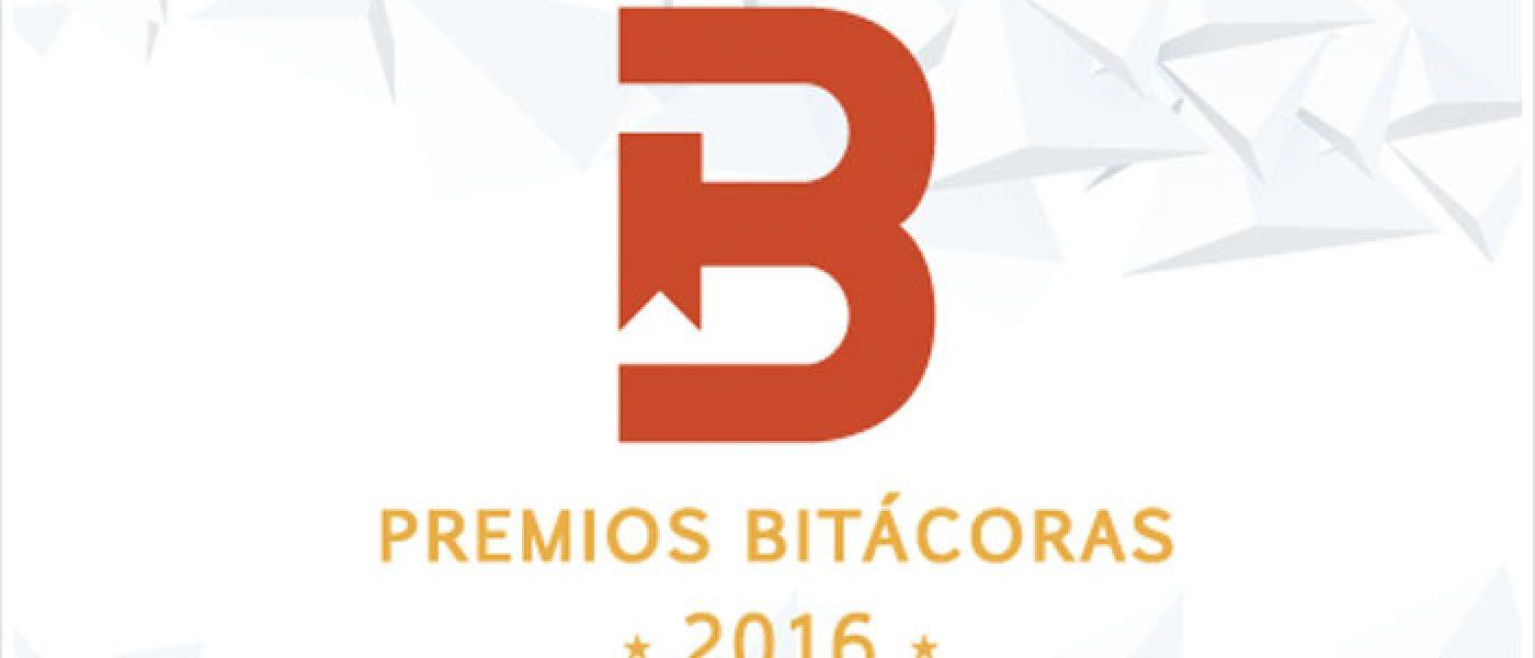 La revista Hablando con letras, en los premios Bitácoras 2016