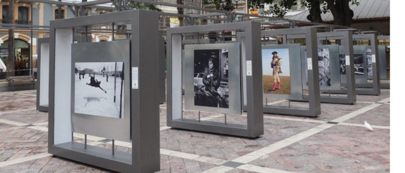 50 Fotografías con historia: epicentro de los medios de Huelva